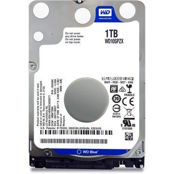 Ổ cứng laptop 1Tb WD Blue WD10SPZX