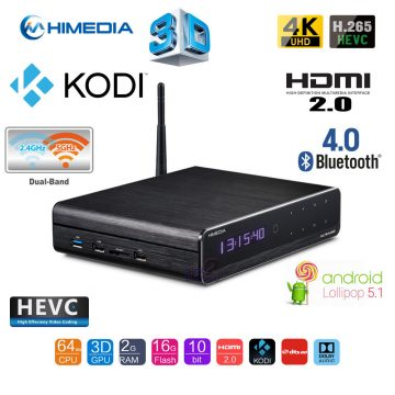 Android TV Box HiMedia Q10 Pro
