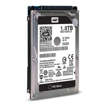 Ổ cứng HDD laptop 1Tb 7200rpm WD Black WD10JPLX
