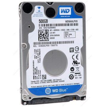 Ổ cứng laptop 500GB WD Blue WD5000LPCX