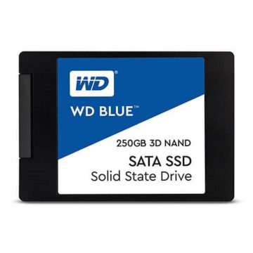 Ổ cứng SSD WD Blue 3D NAND 250GB Sata 2.5